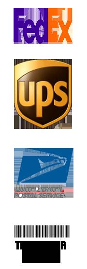 UPS, USPS, track your order